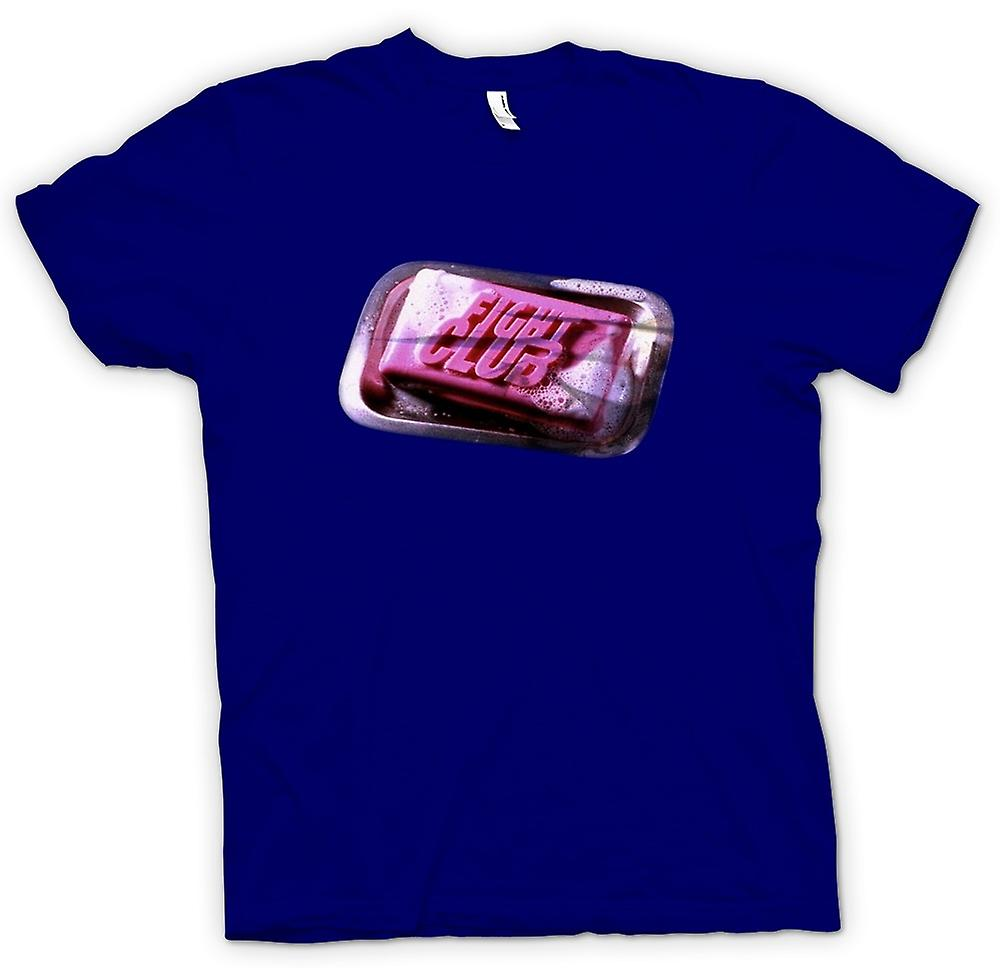 Herren T-Shirt - Fight Club - Soap - Film