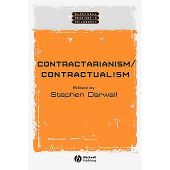 Contractarianism/Contractualism af Stephen Darwall - 9780631231103 Bo