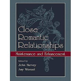 Close romantic relationships
