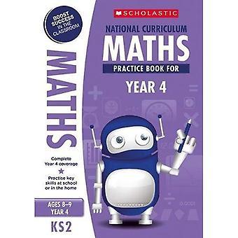 Plan de estudios nacional matemáticas práctica - año 4 (100 lecciones - 2014 plan de estudios)