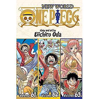 One Piece (édition Omnibus), Vol. 21: Comprend t. 61, 62 & 63 (une seule pièce (édition Omnibus))