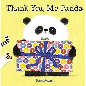 Tack, herr Panda (herr Panda)