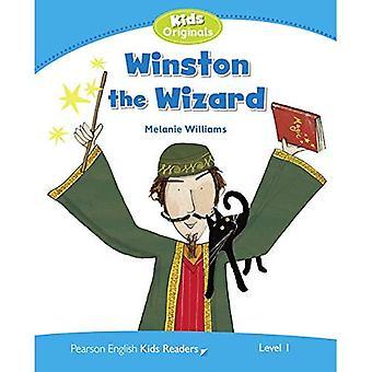Penguin Kids 1 Winston the Wizard Reader (Penguin Kids (Graded Readers))