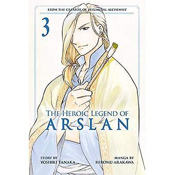 Heroic Legend Of Arslan 3, The (The Heroic Legend of Arslan)