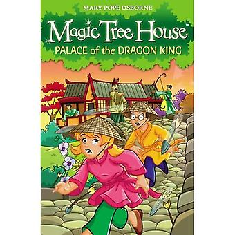 Magic Tree House 14: Palace of the Dragon King