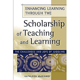 Enhancing Learning Through the Scholarship of Teaching and Learning: The Challenges and Joys of Juggling (JB  Anker)