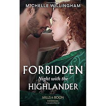 Interdits de nuit avec la Highlander (guerriers de la nuit, tome 2) (guerriers de la nuit)