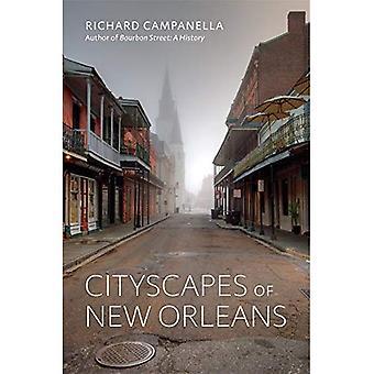 Stadsgezichten van New Orleans