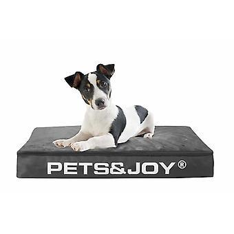 Sit&Joy Dog Bed Medium Zitzak - Antraciet