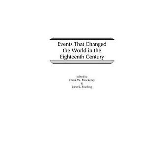 Events That Changed the World in the Eighteenth Century by Findling & John