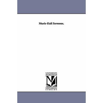 Gamlastudenthuset predikningar. av Murray & William Henry Harrison