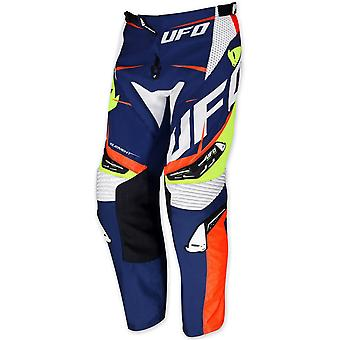 UFO Blue-Red-Yellow 2017 Element MX Pant