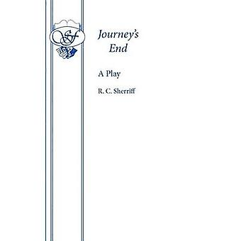 Journey's End - Play by R. C. Sherriff - 9780573040030 Book