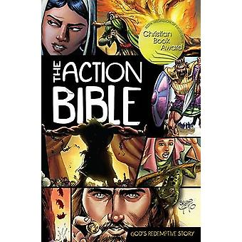 The Action Bible by Doug Mauss - Sergio Cariello - 9780781444996 Book