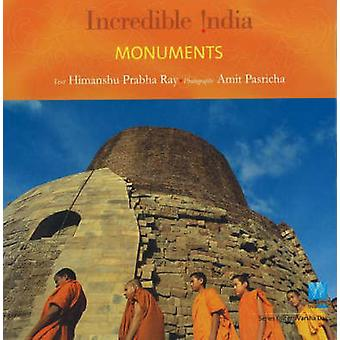 Monuments by Himanshu Prabha Ray - 9788183280730 Book