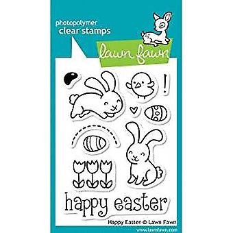 Lawn Fawn Clear stamps Happy Easter (LF453)