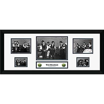 The Beatles The Cavern Framed Collector Print 75x30cm