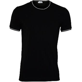 Dolce & Gabbana Sport Pima Cotton Stretch T-Shirt, Black