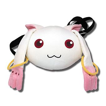 Bag - Puella Magica Madoka - New Kyubey Hand Warming Plush Toy ge11972