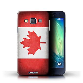 STUFF4 Tilfelle/Cover for Samsung Galaxy A3/A300/Canada/kanadiske/flagg