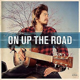 Jay Psaros - On Up the Road [CD] USA import