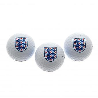 England FA golfbollar