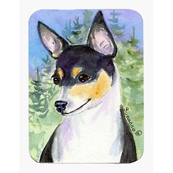 Fox Terrier Mouse Pad / Hot Pad / Trivet