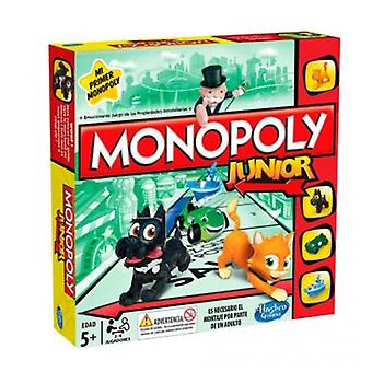 Parker Games Monopoly Junior Party (Kids , Toys , Table games , Strategy)