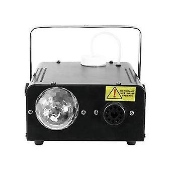 Smoke machine Eurolite LED FF-5 incl. mounting bracket, incl. corded remote control, incl. light effect