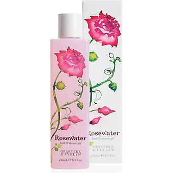 Crabtree & Evelyn Rosewater bain & Gel douche