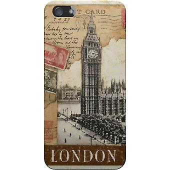Cape London old postcard stamps for iPhone 5S/SE