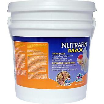 Nutrafin Max Goldfish Flakes 2kg bucket