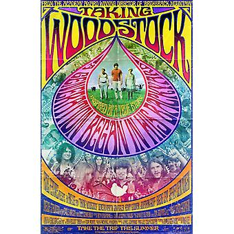 Taking Woodstock Film Poster (11x17)