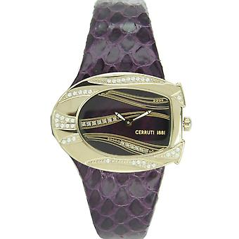Cerruti 1881 ladies watch CRP003R288A