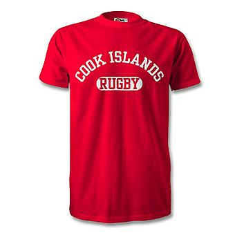 Cook Islands Rugby T-Shirt
