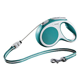 Flexi Vario Cord Turquoise Medium 20kg - 5m (16ft)