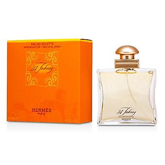 Hermes 24 Faubourg Eau De Toilette Spray 50ml / 1.7oz