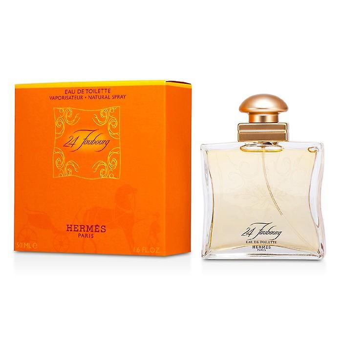 Hermes 24 Faubourg Eau De Toilette Spray 50ml / 1. 7 oz