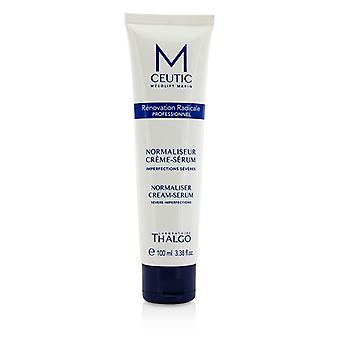 Thalgo MCEUTIC Normalizer Cream-Serum - Salon grootte 100ml/3,38 oz
