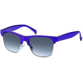 Bling plastic sunglasses - VINTAGE purple