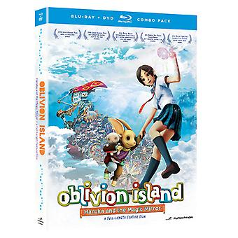 Oblivion Island: Haruka & Magic Mirror [BLU-RAY] USA import