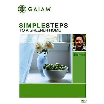 Til en grønnere hjem W/Danny Seo [DVD] USA import