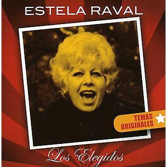 Estela Raval - Los Elegidos [CD] USA importieren