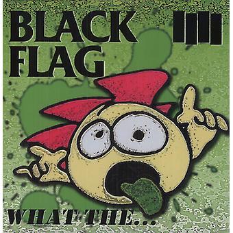 Black Flag - hvad [Vinyl] USA importerer