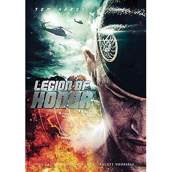 Legion of Honor (Aka desertør) [DVD] USA importerer