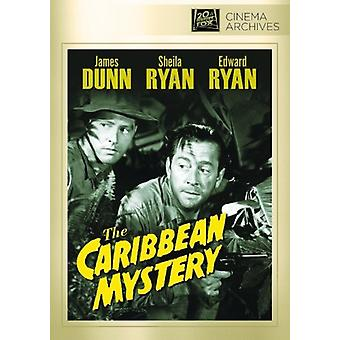 Caribbean Mystery [DVD] USA import