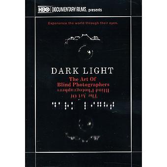 Mørk lys: Kunst af blinde fotografer [DVD] USA importen