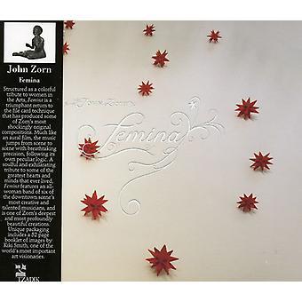 John Zorn - Femina [CD] USA import