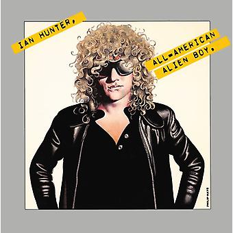 Ian Hunter - importación de USA todos American Alien Boy [CD]
