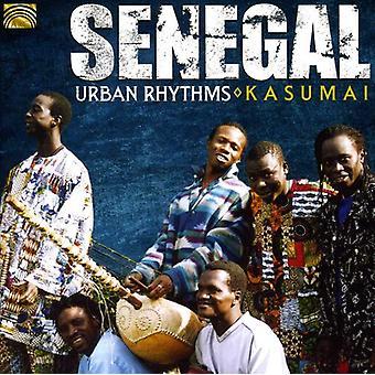 Sagar N'Gom - importación de Estados Unidos Senegal ritmos urbanos [CD]